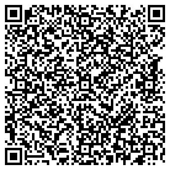 QR-код с контактной информацией организации РУСХИМСЕТЬ, ЗАО