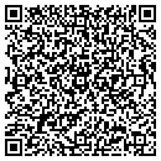 QR-код с контактной информацией организации КАДО ТД