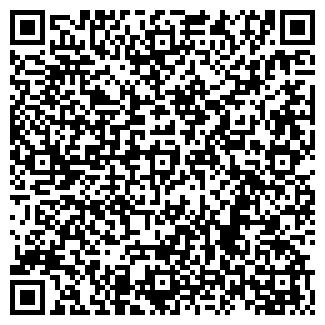 QR-код с контактной информацией организации МЕГА ТЦ