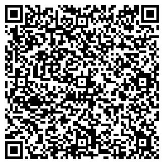 QR-код с контактной информацией организации МОДА ТД, ЗАО