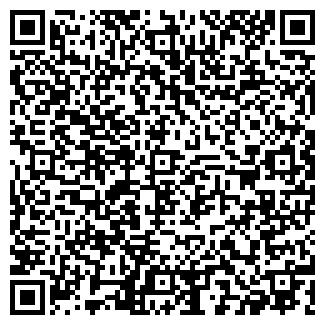 QR-код с контактной информацией организации MITSUBISHI