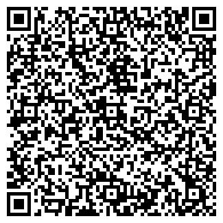 QR-код с контактной информацией организации БАРС АВТО, ЗАО