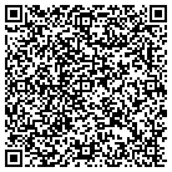 QR-код с контактной информацией организации ДЕЛФО-АВТО, ООО
