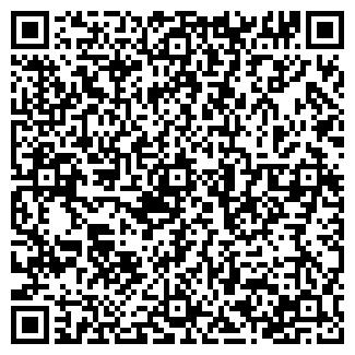 QR-код с контактной информацией организации РОНАК, ООО