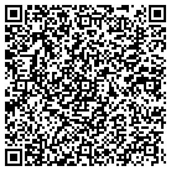 QR-код с контактной информацией организации АКСУ-СТУДИЯ, ЗАО