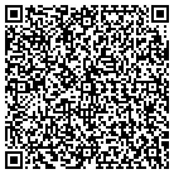 QR-код с контактной информацией организации ЛОМ - М