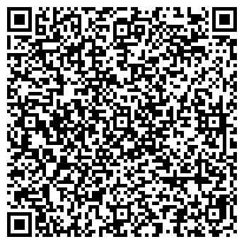 QR-код с контактной информацией организации ООО «Изумрудный город»