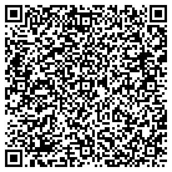 QR-код с контактной информацией организации ЗАО АВИВА