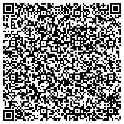 QR-код с контактной информацией организации Управления здравоохранения Карагандинской области