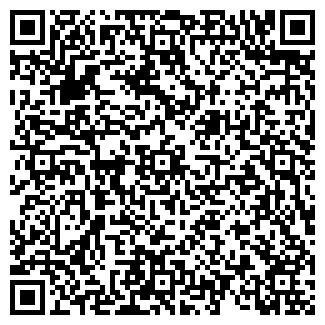 QR-код с контактной информацией организации АКХ ИМ. ФРУНЗЕ