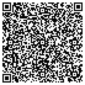 QR-код с контактной информацией организации КАДЫШЕВСКАЯ ОСНОВНАЯ ШКОЛА