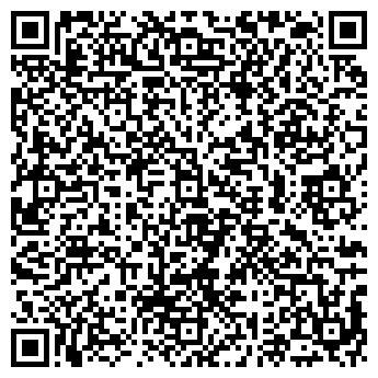 QR-код с контактной информацией организации ПОТЬМИНСКАЯ ОСНОВНАЯ ШКОЛА