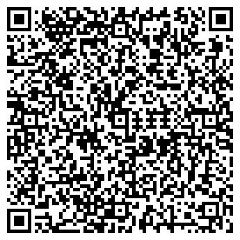 QR-код с контактной информацией организации СОСНОВСКАЯ СРЕДНЯЯ ШКОЛА