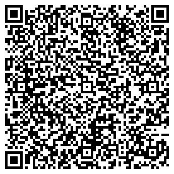 QR-код с контактной информацией организации ТЕНЬКОВСКАЯ СРЕДНЯЯ ШКОЛА