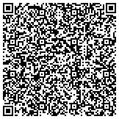 QR-код с контактной информацией организации ХРАМ ВСЕХ СКОРБЯЩИХ
