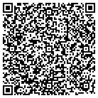 QR-код с контактной информацией организации АНТРЕ МОДЕЛЬНОЕ АГЕНТСТВО