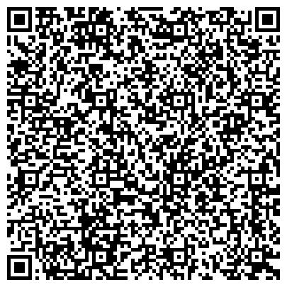 QR-код с контактной информацией организации ДЕПАРТАМЕНТ ФЕДЕРАЛЬНОЙ ГОСУДАРСТВЕННОЙ СЛУЖБЫ ЗАНЯТОСТИ НАСЕЛЕНИЯ ПО КИРОВСКОЙ ОБЛАСТИ