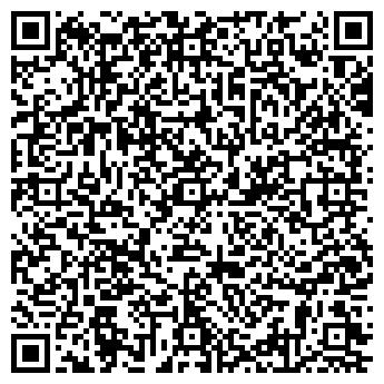 QR-код с контактной информацией организации ПРАВО НА БИЗНЕС, ООО