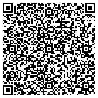 QR-код с контактной информацией организации ИНГОССТРАХ ФИЛИАЛ ОСАО