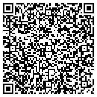 QR-код с контактной информацией организации АКНАР ПФ ТОО