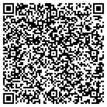 QR-код с контактной информацией организации Хостел Чехов
