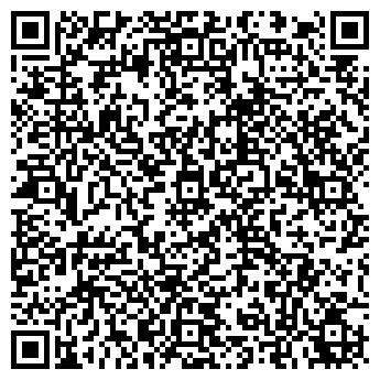 QR-код с контактной информацией организации АЙРИС ТУР