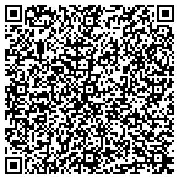 QR-код с контактной информацией организации ТЕПЛИЧНЫЙ КОМБИНАТ, ЗАО