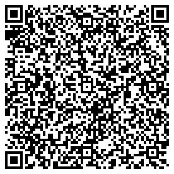 QR-код с контактной информацией организации CardIQ