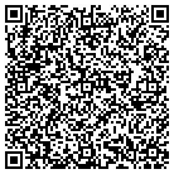QR-код с контактной информацией организации КИРОВСКАЯ БИБЛЕЙСКАЯ ЦЕРКОВЬ