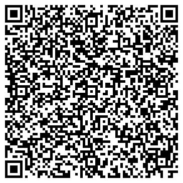QR-код с контактной информацией организации ПРИХОД ЦЕРКВИ ВЕРЫ НАДЕЖДЫ ЛЮБОВИ И МАТЕРИ ИХ СОФИИ