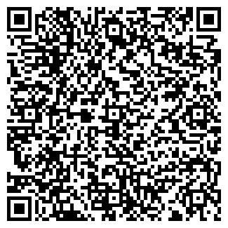 QR-код с контактной информацией организации ЦЕРКОВЬ ЕВАНГЕЛЬСКИХ ХРИСТИАН ПРЕОБРАЖЕНИЯ