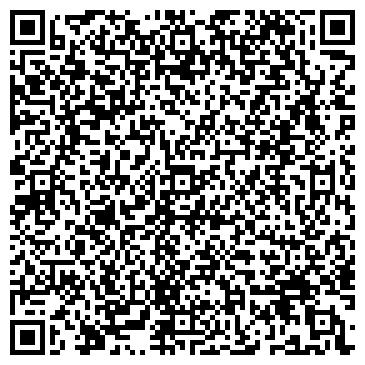 QR-код с контактной информацией организации УВО ПРИ УВД КИРОВСКОЙ ОБЛАСТИ