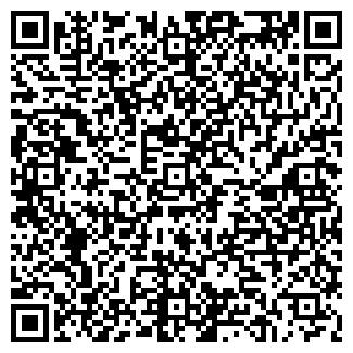 QR-код с контактной информацией организации № 196 ЗАГАДКА ДОУ