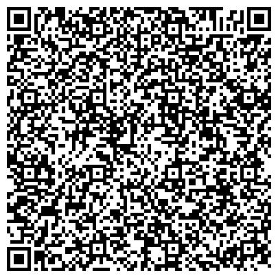 QR-код с контактной информацией организации ВЯТСКАЯ ПРАВОСЛАВНАЯ ГИМНАЗИЯ ВО ИМЯ ПРЕПОДОБНОГО ТРИФОНА ВЯТСКОГО