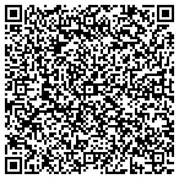 QR-код с контактной информацией организации БЕРЕГ ТОО КАРАГАНДИНСКИЙ ФИЛИАЛ
