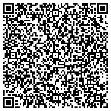 QR-код с контактной информацией организации ГАРМОНИЯ НОУ СРЕДНЯЯ ШКОЛА