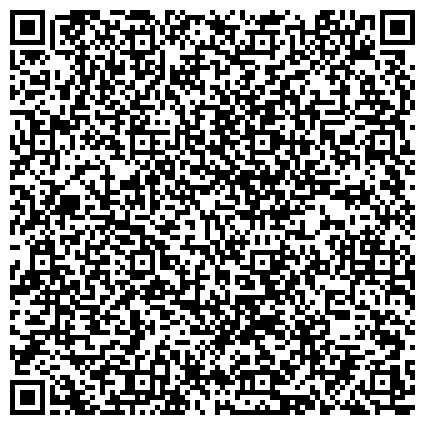 """QR-код с контактной информацией организации КОГОБУ """"Школа-интернат для обучающихся с ограниченными возможностями здоровья № 3 г. Кирова"""""""