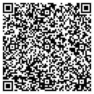 QR-код с контактной информацией организации НОУ ВАКАНТ