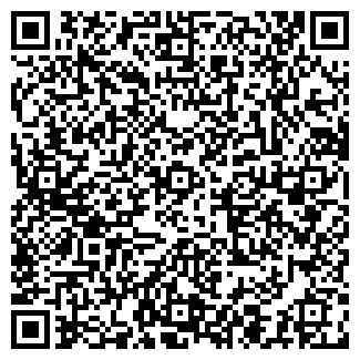QR-код с контактной информацией организации ООО ПАЛЕСТРА