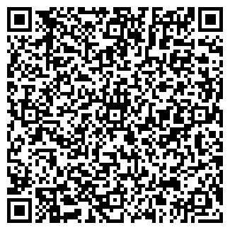 QR-код с контактной информацией организации МУП ВЕРНИСАЖ