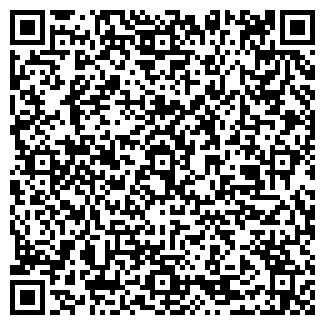 QR-код с контактной информацией организации МУП МИЛАНА