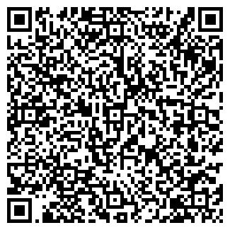 QR-код с контактной информацией организации ООО НОВАЯ РАДУГА