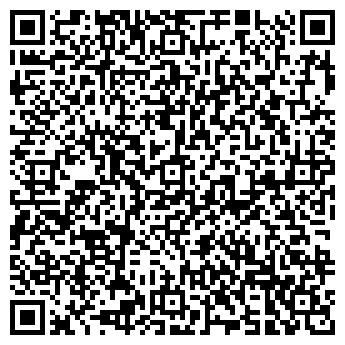 QR-код с контактной информацией организации АЛЬФАРО-ТРЭВЕЛ