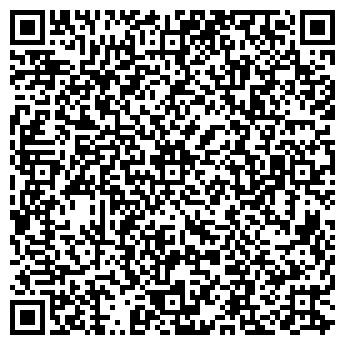 QR-код с контактной информацией организации ПЛАНЕТА КИНО ВИДЕОТЕКА