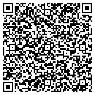 QR-код с контактной информацией организации КИНОПРОКАТ