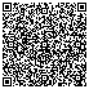 QR-код с контактной информацией организации СЕРЕБРО, БРИЛЛИАНТЫ, ЗОЛОТО