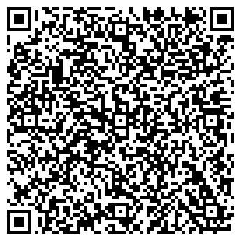 QR-код с контактной информацией организации ВОСХОД ФИРМА ТОО