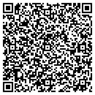 QR-код с контактной информацией организации ООО ДОМИНОГРУП
