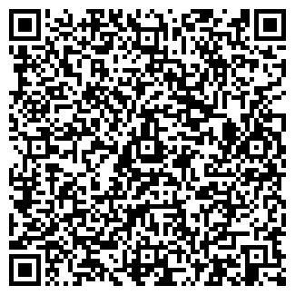 QR-код с контактной информацией организации ООО ЦВЕТЫ