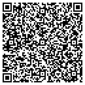 QR-код с контактной информацией организации ТЦ «Весна»